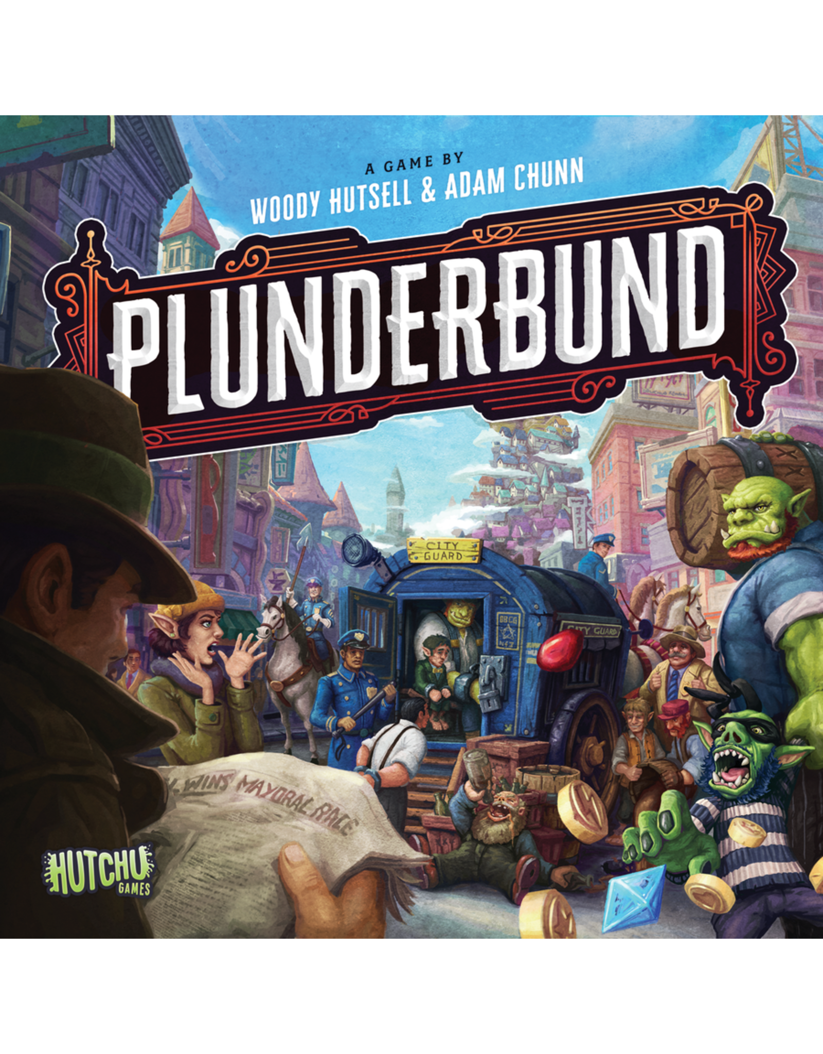 PLUNDERBUND: RING LEADER [KS]