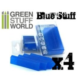 Green Stuff World BLUE STUFF 4PC