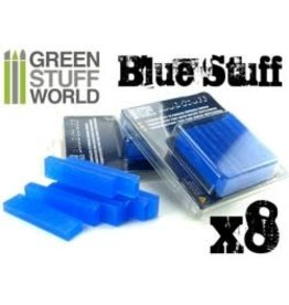 Green Stuff World BLUE STUFF 8PC