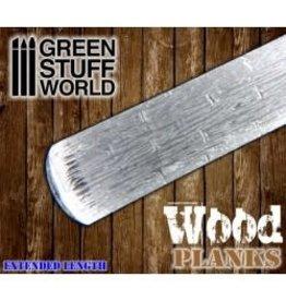 Green Stuff World ROLLING PIN: WOOD PLANKS