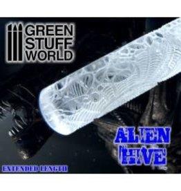Green Stuff World ROLLING PIN: ALIEN HIVE