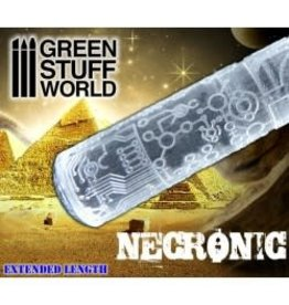 Green Stuff World ROLLING PIN: NECRONIC