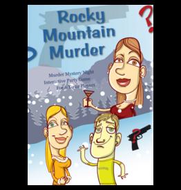 The Copper Umbrella MURDER MYSTERY - ROCKY MOUNTAIN MURDER
