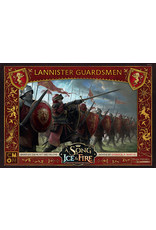 CMON A SONG OF ICE & FIRE: LANNISTER GUARDSMEN