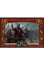 CMON A SONG OF ICE & FIRE: LANNISTER HALBERDIERS