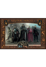 CMON A SONG OF ICE & FIRE: NEUTRAL HEROES 1