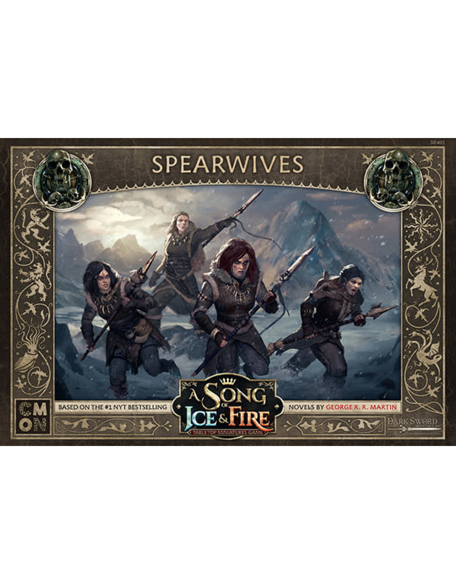 CMON A SONG OF ICE & FIRE: SPEARWIVES