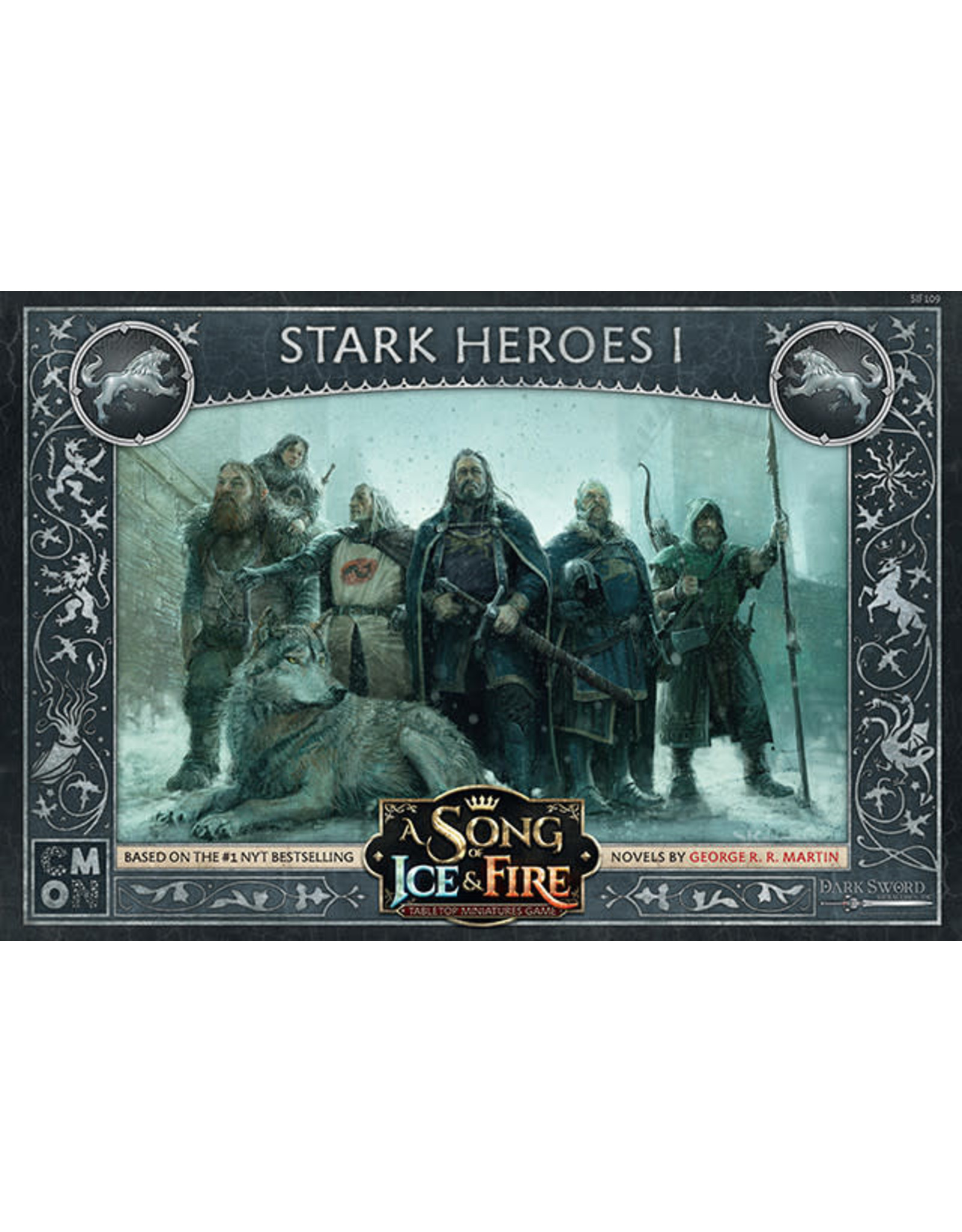 CMON A SONG OF ICE & FIRE: STARK HEROES 1