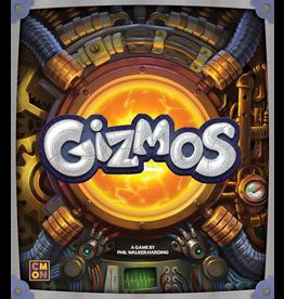 CMON GIZMOS SECOND EDITION