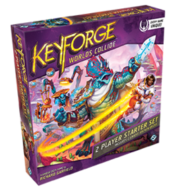 Fantasy Flight KEYFORGE: WORLDS COLLIDE - 2-PLAYER STARTER SET