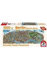 Schmidt 1000PC PUZZLE - BERLIN