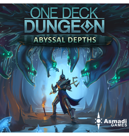 Asmadi Games ONE DECK DUNGEON: ABYSSAL DEPTHS EXPANSION