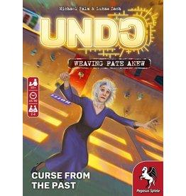 Pegasus Spiel UNDO: CURSE FROM THE PAST