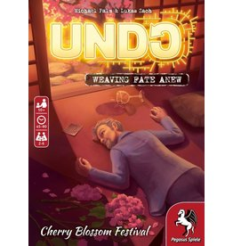 Pegasus Spiel UNDO: CHERRY BLOSSOM FESTIVAL