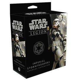 Fantasy Flight SWL: IMPERIAL STORMTROOPER UPGRADE EXPANSION
