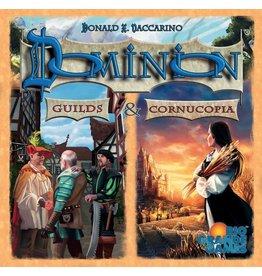 Rio Grande Games DOMINION: CORNUCOPIA AND GUILDS