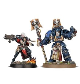 Games Workshop VARUS AND TARIANA PALOS MADE TO ORDER COLLECTION