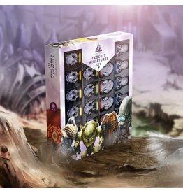 Mindclash Games ANACHRONY EXOSUIT MINIATURES PACK