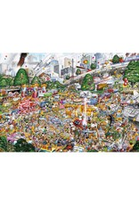 Gibsons 1000PC PUZZLE - I LOVE CAR BOOT SALES