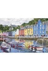 Gibsons 1000PC PUZZLE - TOBERMORY