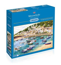 Gibsons 1000PC PUZZLE - MOUSEHOLE