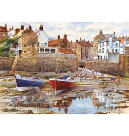 Gibsons 1000PC PUZZLE - ROBIN HOOD'S BAY