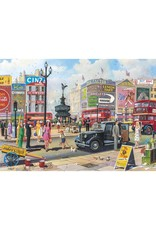 Gibsons 1000PC PUZZLE - PICCADILLY