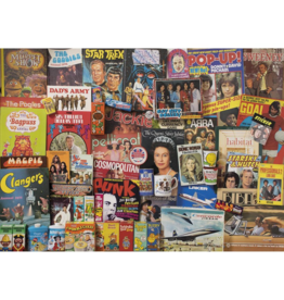 Gibsons 1000PC PUZZLE - SPIRIT OF THE 70'S