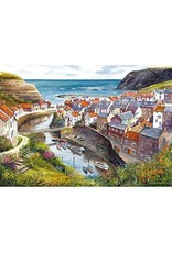 Gibsons 1000PC PUZZLE - STAITHES