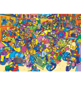Gibsons 1000PC PUZZLE - CARNIVAL