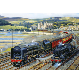 Gibsons 1000PC PUZZLE - GATEWAY TO SNOWDONIA