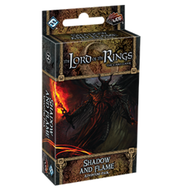 Fantasy Flight LORD OF THE RINGS LCG: SHADOW AND FLAME