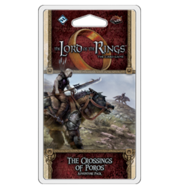 Fantasy Flight LORD OF THE RINGS LCG: THE CROSSINGS OF POROS