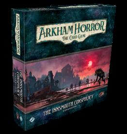 Fantasy Flight ARKHAM HORROR LCG: THE INNSMOUTH CONSPIRACY DELUXE (STREET DATE OCT 2, 2020)