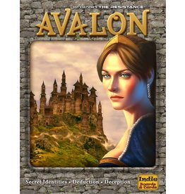 Indie Board & Cards RESISTANCE: AVALON