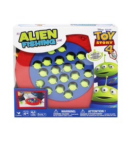 Cardinal TOY STORY 4 ALIEN FISHING GAME
