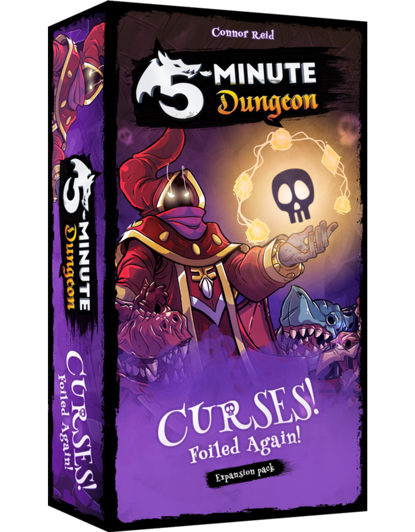 Kosmos 5-MINUTE DUNGEON: CURSES! FOILED AGAIN!