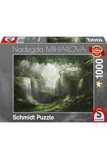 Schmidt 1000PC PUZZLE - SANCTUARY