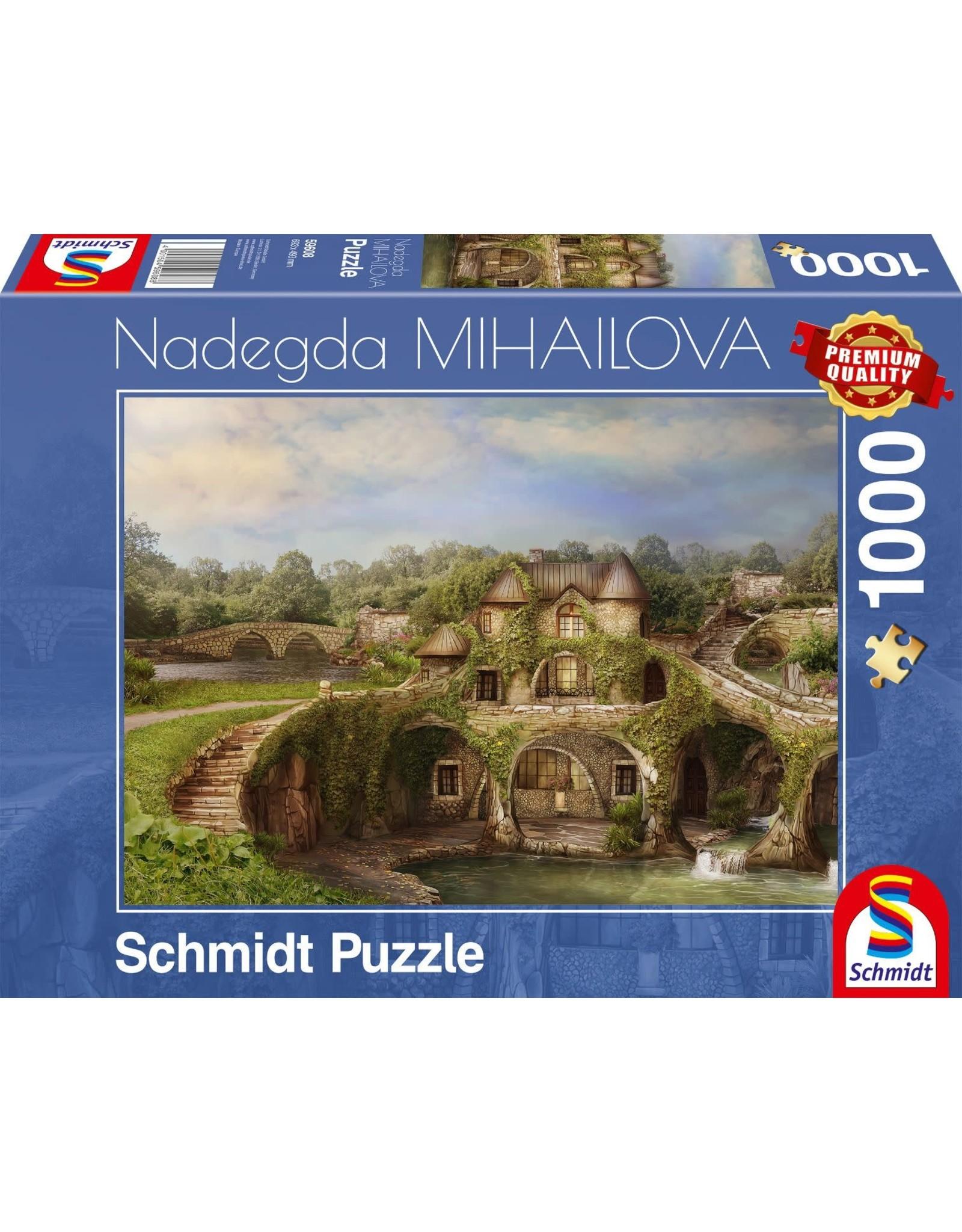 Schmidt 1000PC PUZZLE - NATURE HOUSE