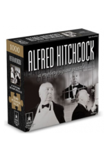 1000PC PUZZLE - ALFRED HITCHCOCK