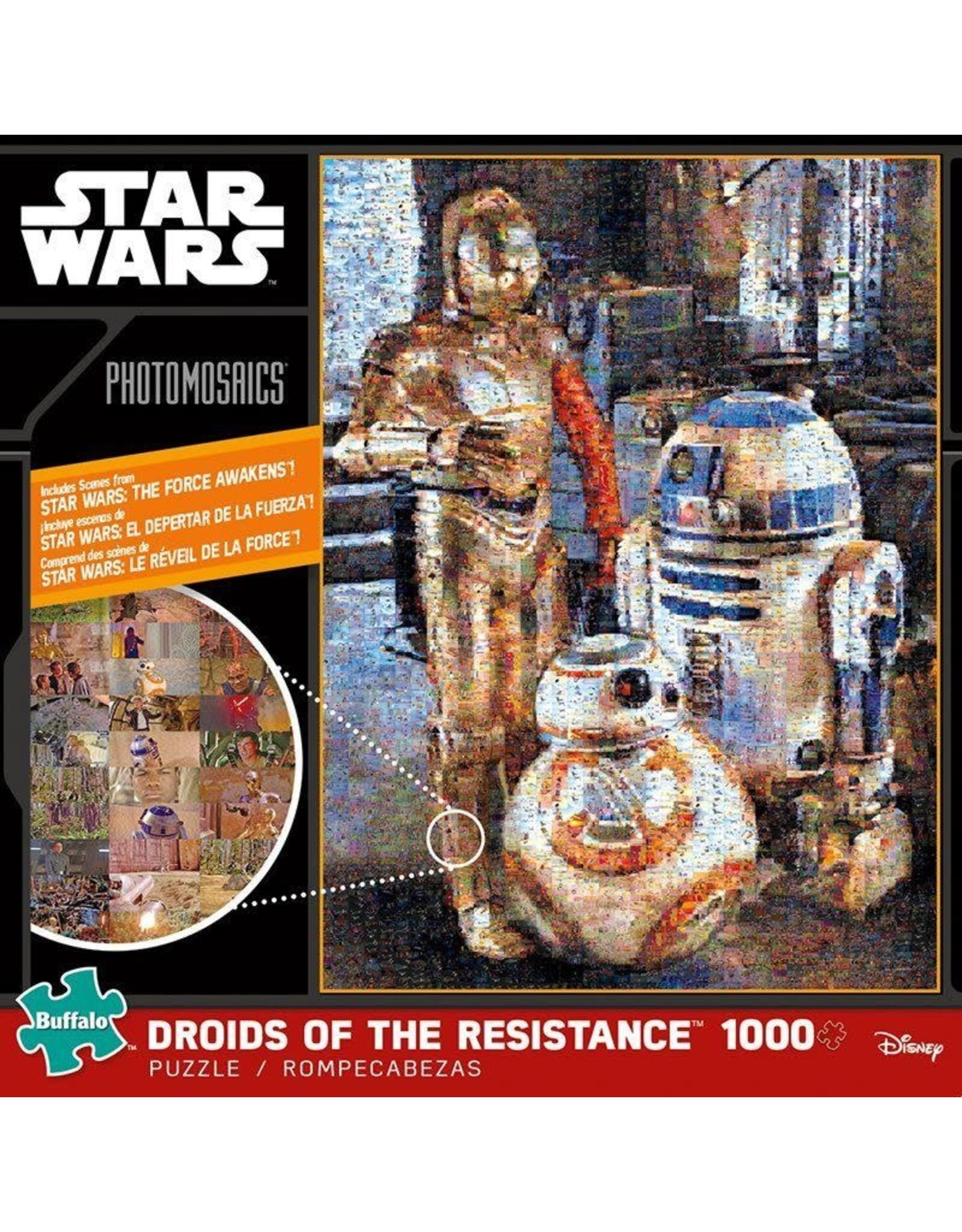 1000PC PUZZLE - DROIDS OF THE RESISTANCE