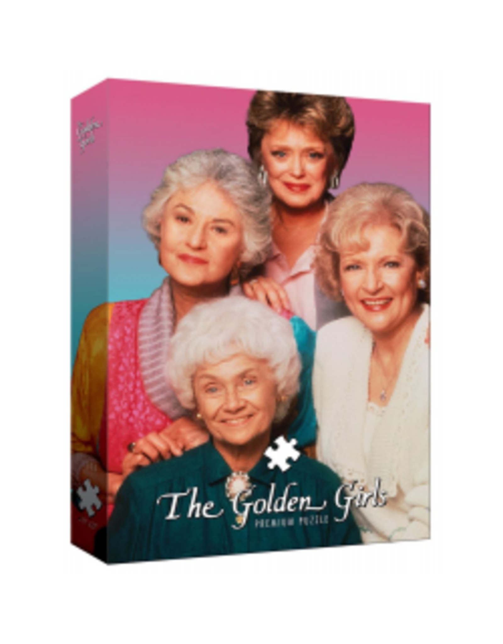 1000PC PUZZLE - GOLDEN GIRLS