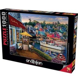 Anatolian 1000PC PUZZLE - HARBOUR GALLERY