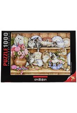 1000PC PUZZLE - KITTENS