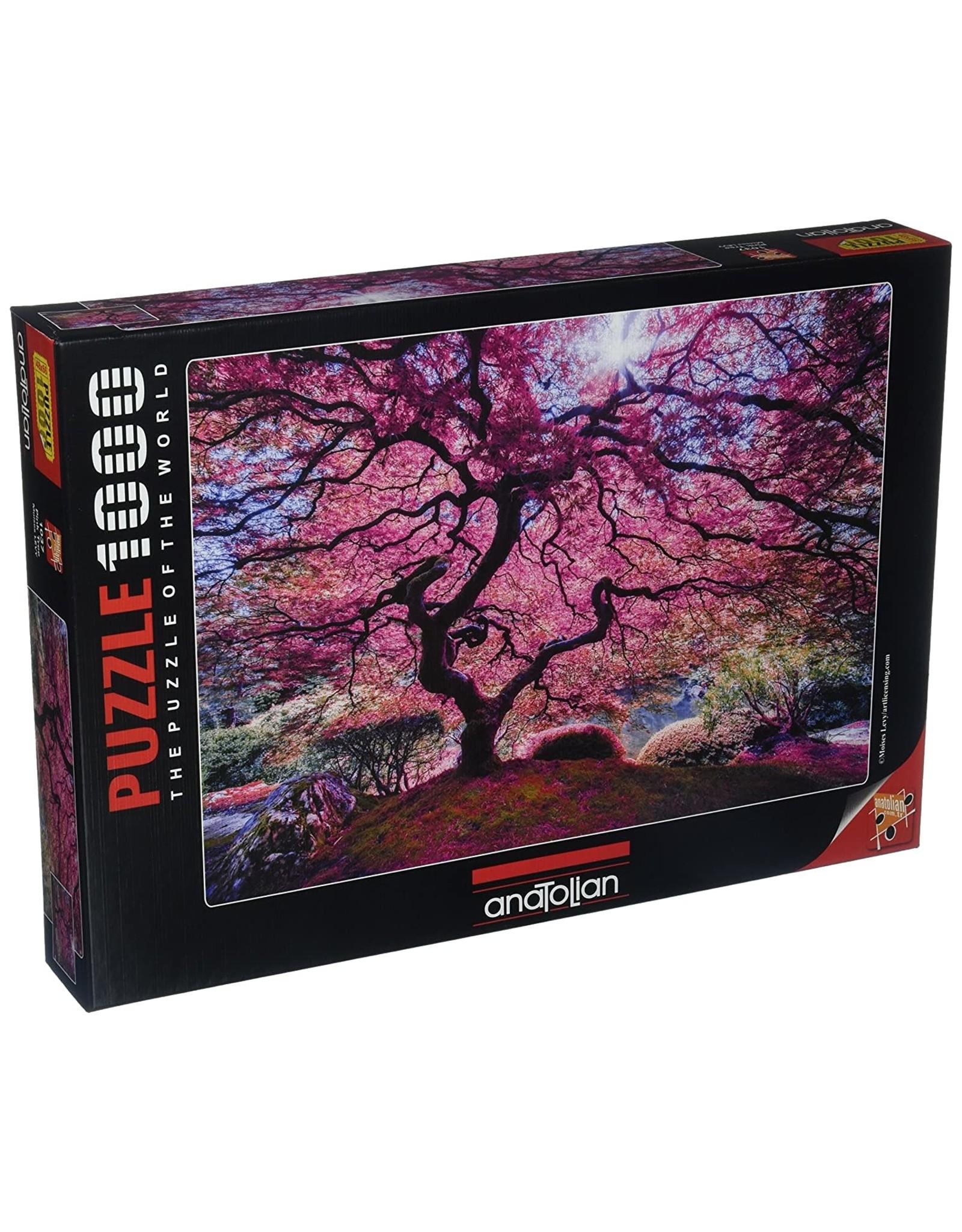 Anatolian 1000PC PUZZLE - PINK TREE