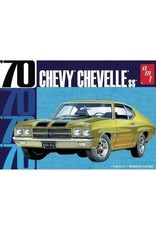 AMT Models 1970 CHEVY CHEVELLE SS 2T 1:25