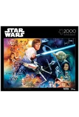 2000PC PUZZLE - STAR WARS THE FORCE IS STRONG WITH THIS ONE