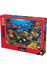 260PC PUZZLE - SEA OF BEAUTY