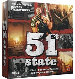 Edge Entertainment 51ST STATE (FRENCH)