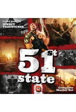 Edge Entertainment 51ST STATE: MASTER SET